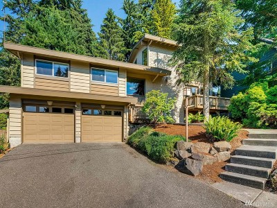 Edmonds Single Family Home For Sale: 1329 6th Place S