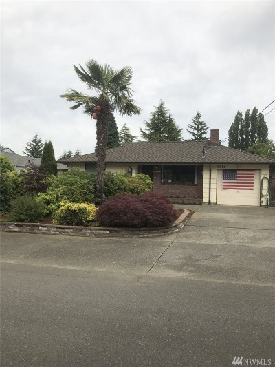 Burien Single Family Home For Sale: 15656 19th Ave SW