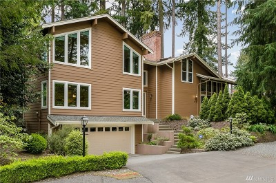 King County Single Family Home For Sale: 916 129th Place NE
