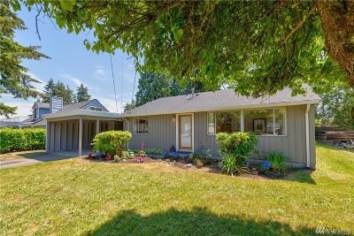 Shoreline Single Family Home For Sale: 1241 N 172nd St