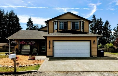 Rochester WA Single Family Home For Sale: $434,900