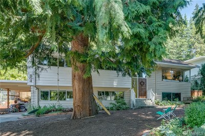 Shoreline Single Family Home For Sale: 504 NW 175th Ct
