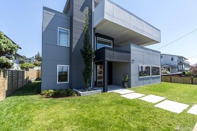 Shoreline Single Family Home For Sale: 19530 Richmond Beach Dr NW