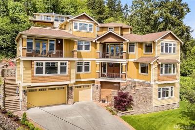 Kirkland Single Family Home For Sale: 11651 91st Place NE