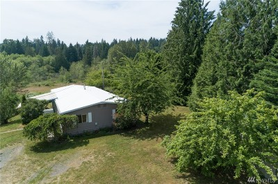 Snohomish Single Family Home For Sale: 19816 Fales Rd
