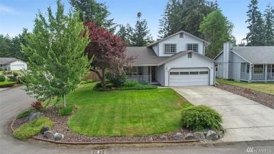 Tacoma Single Family Home For Sale: 1918 147th St Ct E