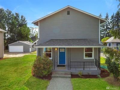 Tacoma Single Family Home For Sale: 9810 15 Ave E