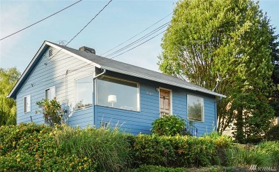 Seattle Single Family Home For Sale: 2924 S Austin St