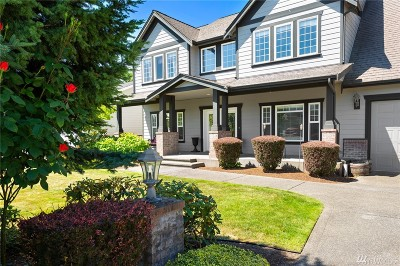 Puyallup Single Family Home For Sale: 2708 14th St Pl SW
