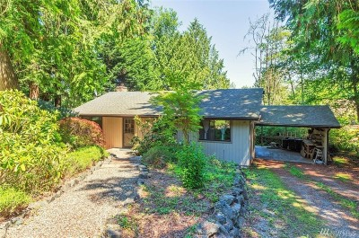 Port Ludlow Single Family Home For Sale: 191 Rainier Lane
