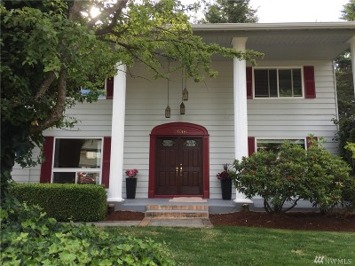 Federal Way Single Family Home For Sale: 31746 42nd Ave SW