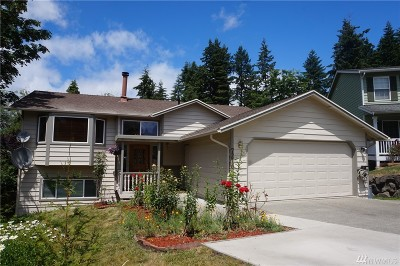 Kenmore Single Family Home For Sale: 7216 NE 149th Place
