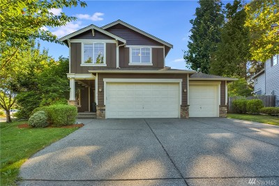 Edmonds Single Family Home For Sale: 18104 69th Place W