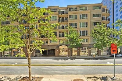 Bellevue Condo/Townhouse For Sale: 300 110th Ave NE #411