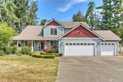 Gig Harbor Single Family Home For Sale: 1205 27th St Ct NW