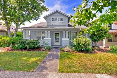 Pierce County Single Family Home For Sale: 1725 Palisade Blvd