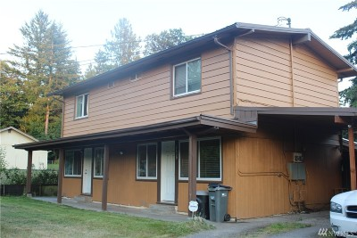 Bremerton Multi Family Home For Sale: 2839 NE Center St