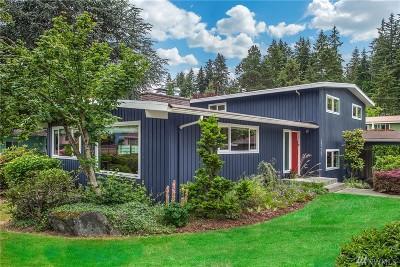Shoreline Single Family Home For Sale: 16359 Wallingford Ave N