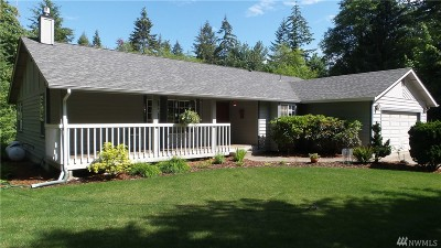 Olympia Single Family Home For Sale: 11116 Maple Creek Lane SE