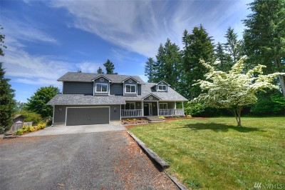 Centralia Single Family Home For Sale: 220 Summers Rd
