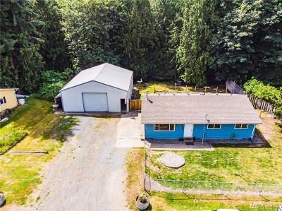 Snohomish Single Family Home For Sale: 7122 142nd Ave SE