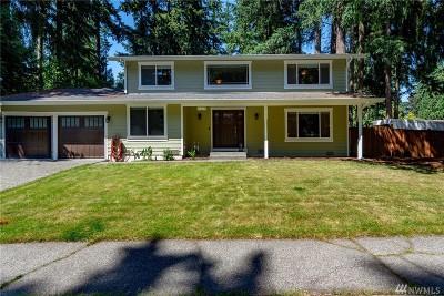 Redmond Single Family Home For Sale: 16324 NE 104th St