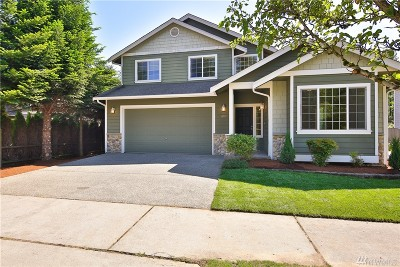 Lynnwood Single Family Home For Sale: 14717 Madison Wy