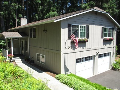 Olympia Single Family Home For Sale: 8030 Lakeridge Dr SE