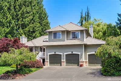Snohomish Single Family Home For Sale: 14611 63rd Dr SE