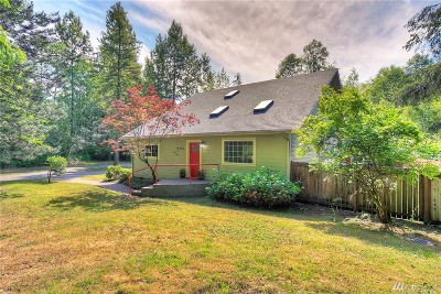 Olympia Single Family Home For Sale: 9406 Littlerock Rd SW