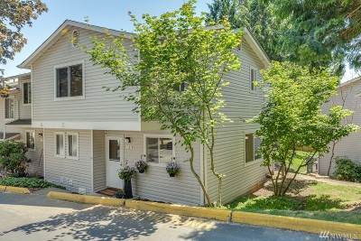 Bothell Condo/Townhouse For Sale: 18910 Bothell Everett Hwy #M4
