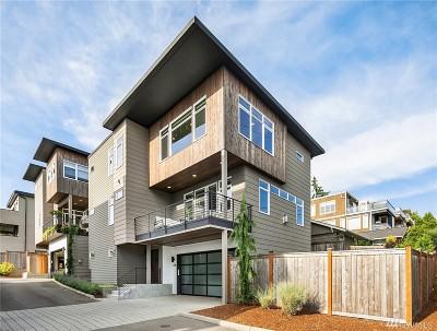 Kirkland Single Family Home For Sale: 11218 NE 87th St
