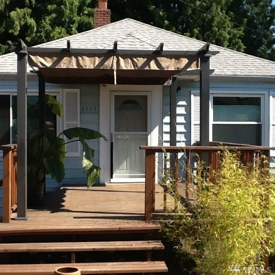 King County Single Family Home For Sale: 4202 S 122nd St