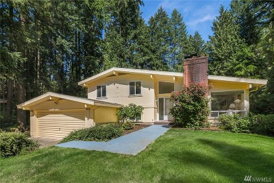 Woodinville Single Family Home For Sale: 19937 NE Woodinville Duvall Rd