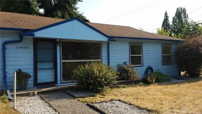 SeaTac Single Family Home For Sale: 14604 24th Ave S