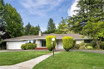 Bellevue Single Family Home For Sale: 2220 123rd Ave SE