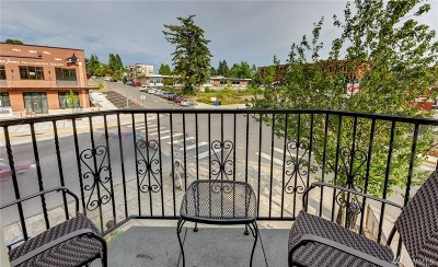 Whatcom County Condo/Townhouse Sold: 1134 Finnegan Wy #406