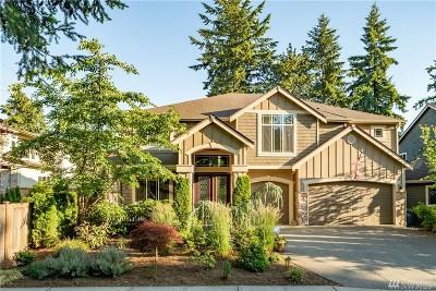 Kirkland Single Family Home For Sale: 12317 NE 75th St