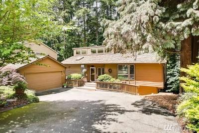 Kirkland Single Family Home For Sale: 11802 NE 145th St