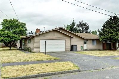 King County Single Family Home For Sale: 1302 M St NE