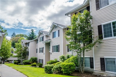 King County Condo/Townhouse For Sale: 19230 Forest Park Dr NE #J231