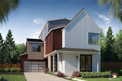 Redmond Single Family Home For Sale: 11753 177th Place NE