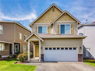 Pierce County Single Family Home For Sale: 11401 185th St E