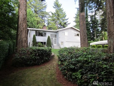 Federal Way Single Family Home For Sale: 1021 SW Dash Point Rd