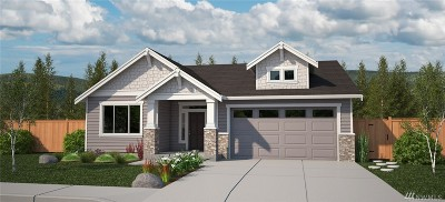 Puyallup Single Family Home Contingent: 10715 130th St E