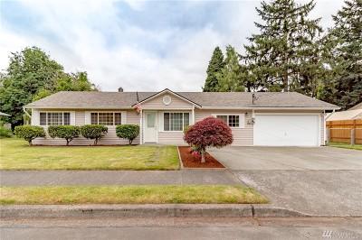 Auburn Single Family Home For Sale: 1032 17th St NE
