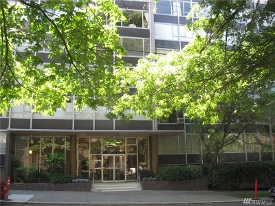 Seattle Condo/Townhouse For Sale: 1221 Minor Ave #511