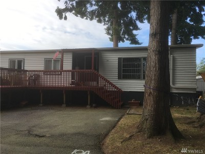 Blaine Mobile Home For Sale: 4621 East St #10A