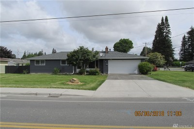 Burlington Single Family Home Pending Inspection: 1807 E Rio Vista Ave