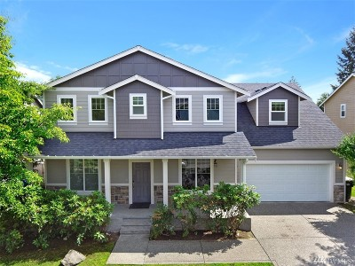 Tumwater Single Family Home For Sale: 1407 Rock Creek Lane SW